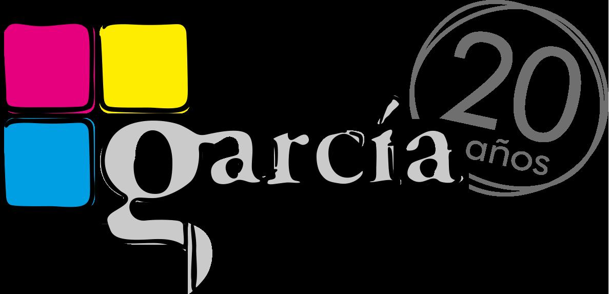 Logotipo García Impresores